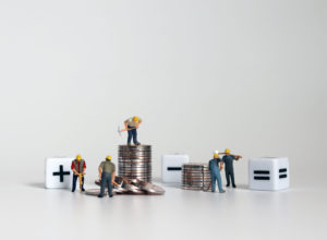 Trends in Union and Non-Union Bricklayers' Wages