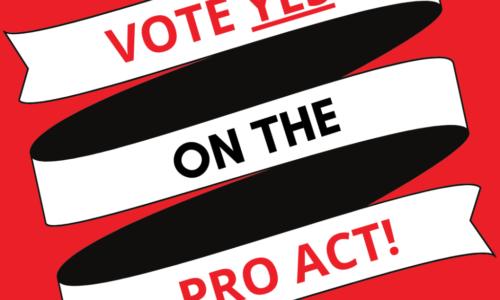 PRO Act 101